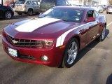 2010 Red Jewel Tintcoat Chevrolet Camaro LT Coupe #56935040