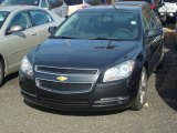 2012 Black Granite Metallic Chevrolet Malibu LT #56935039