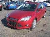 2012 Red Candy Metallic Ford Focus SE 5-Door #56935296