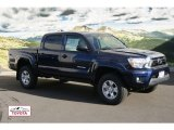 2012 Nautical Blue Metallic Toyota Tacoma V6 SR5 Double Cab 4x4 #56934983