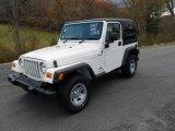 2006 Stone White Jeep Wrangler Sport 4x4 Right Hand Drive #56935457