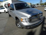 2002 Graphite Metallic Dodge Ram 1500 ST Quad Cab #56935261