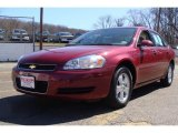 2006 Sport Red Metallic Chevrolet Impala LT #5676747