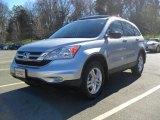 2010 Alabaster Silver Metallic Honda CR-V EX #56935419