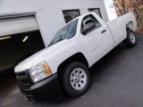 2012 Summit White Chevrolet Silverado 1500 Work Truck Regular Cab #56935233
