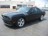 2011 Black Dodge Challenger R/T Plus #56980782