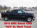 2012 GMC Sierra 1500 SL Extended Cab 4x4
