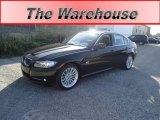2010 Jet Black BMW 3 Series 335i xDrive Sedan #56980684