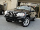 2002 Black Jeep Grand Cherokee Limited 4x4 #56980752