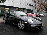 2008 Atlas Grey Metallic Porsche 911 Carrera 4S Coupe #56980810