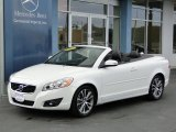 2011 Ice White Volvo C70 T5 #56998328