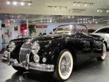 Jaguar XK 1958 Data, Info and Specs