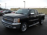 2012 Chevrolet Silverado 1500 LT Extended Cab 4x4 Data, Info and Specs