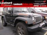 2010 Black Jeep Wrangler Sport Mountain Edition 4x4 #57001181