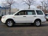 2007 Taffeta White Honda Pilot LX 4WD #57001540