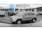 2010 Opal Sage Metallic Honda CR-V EX-L #57001358