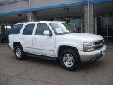 2004 Summit White Chevrolet Tahoe LT 4x4 #57001146