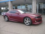 2010 Red Jewel Tintcoat Chevrolet Camaro SS/RS Coupe #57001144