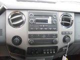 2012 Ford F250 Super Duty XLT Regular Cab 4x4 Audio System