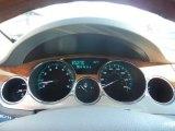 2009 Buick Enclave CX Gauges