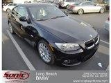 2012 Black Sapphire Metallic BMW 3 Series 328i Coupe #57001304
