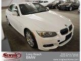 2012 Alpine White BMW 3 Series 335i Convertible #57001303