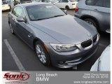 2012 Space Grey Metallic BMW 3 Series 328i Convertible #57001301