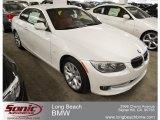 2012 Mineral White Metallic BMW 3 Series 328i Convertible #57001299