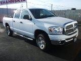 2007 Bright White Dodge Ram 1500 ST Quad Cab 4x4 #57001105
