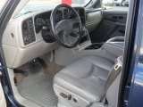 2006 Chevrolet Silverado 1500 LT Crew Cab 4x4 Medium Gray Interior