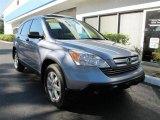 2008 Glacier Blue Metallic Honda CR-V EX #57001090