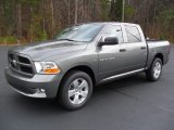 2012 Mineral Gray Metallic Dodge Ram 1500 Express Crew Cab #57001453