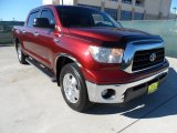 2008 Salsa Red Pearl Toyota Tundra SR5 CrewMax #57001252