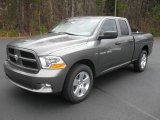 2012 Mineral Gray Metallic Dodge Ram 1500 Express Quad Cab 4x4 #57001448