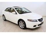2005 Premium White Pearl Acura TSX Sedan #57001425