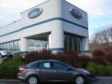 2012 Sterling Grey Metallic Ford Focus SE 5-Door #57034057