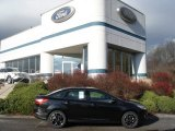 2012 Black Ford Focus SE Sport Sedan #57034055