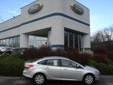 2012 Ingot Silver Metallic Ford Focus SE Sedan #57034054