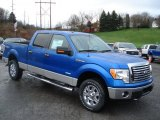 2012 Ford F150 XLT SuperCrew 4x4 Data, Info and Specs