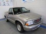2002 Pewter Metallic GMC Sonoma SL Regular Cab #57034373