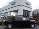 2011 Ebony Black Ford F150 XLT SuperCrew 4x4 #57034049
