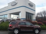 2012 Cinnamon Metallic Ford Explorer XLT 4WD #57034038