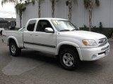 2005 Natural White Toyota Tundra SR5 TRD Access Cab 4x4 #57034031