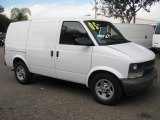 2005 Summit White Chevrolet Astro Cargo Van #57034027