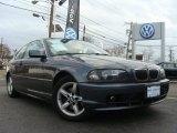 2000 Steel Grey Metallic BMW 3 Series 328i Coupe #57034635