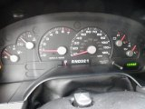 2003 Ford Explorer XLS Gauges