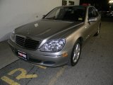 2004 Desert Silver Metallic Mercedes-Benz S 430 Sedan #57034289