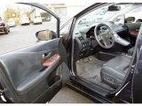 2010 Lexus HS Interiors