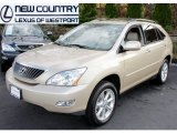 2009 Golden Almond Metallic Lexus RX 350 AWD #57034551