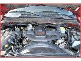 2007 Dodge Ram 3500 Laramie Mega Cab 4x4 Dually 6.7 Liter OHV 24-Valve Turbo Diesel Inline 6 Cylinder Engine